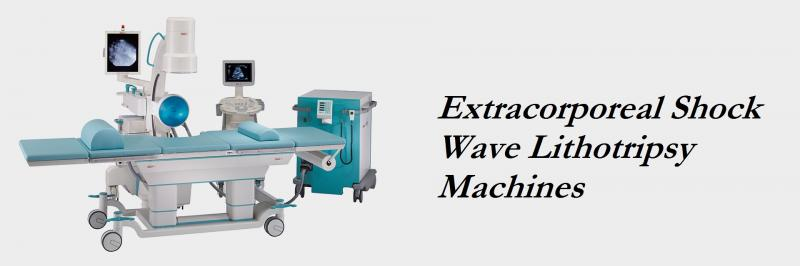 Extracorporeal Shock Wave Lithotripsy Machine Market With