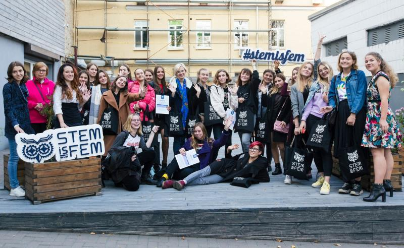 Gamingtec Launched Charity STEM Project for Girls in Ukraine