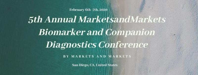 Biomarker and Companion Diagnostics Conference