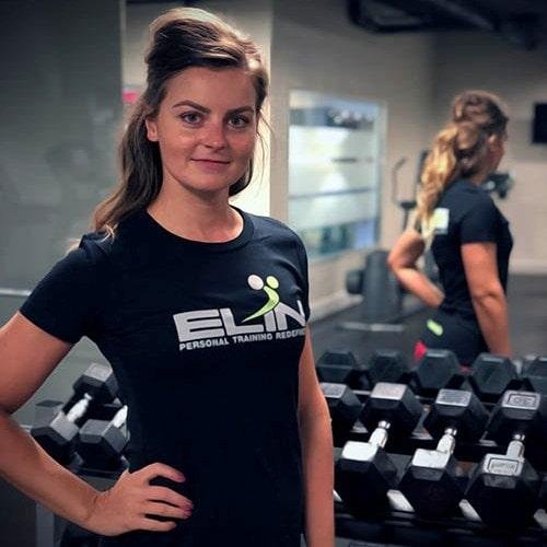 Elin Personal Training Redefined Promotes A New Trainer Zuzana