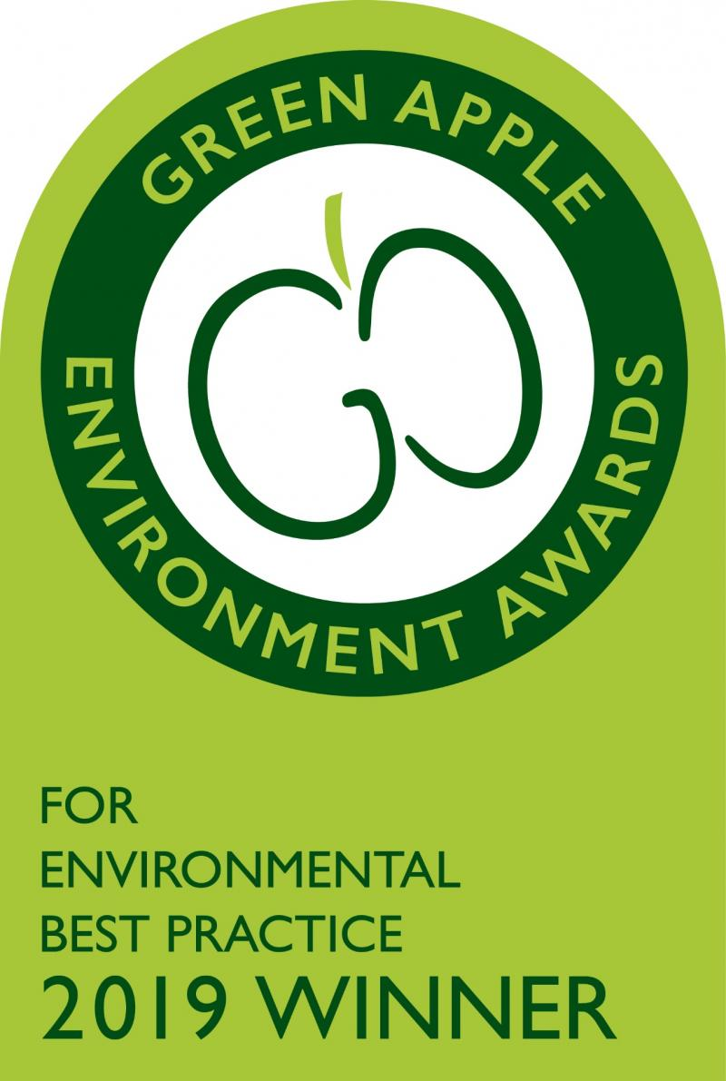 Third Major Green Apple Environment Award for Waste King