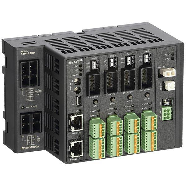 Multi Axis Controllers Market: Competitive Dynamics & Global