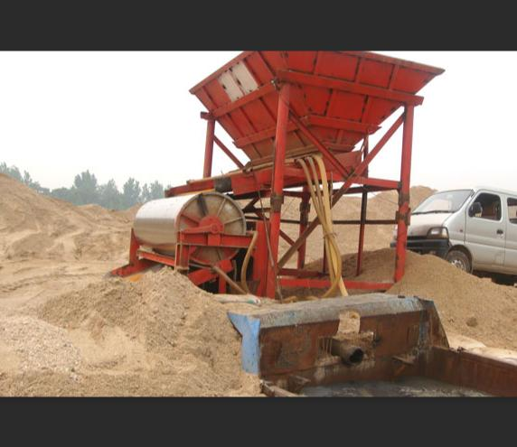 Sand Processing Equipment Market Size, Share, Development
