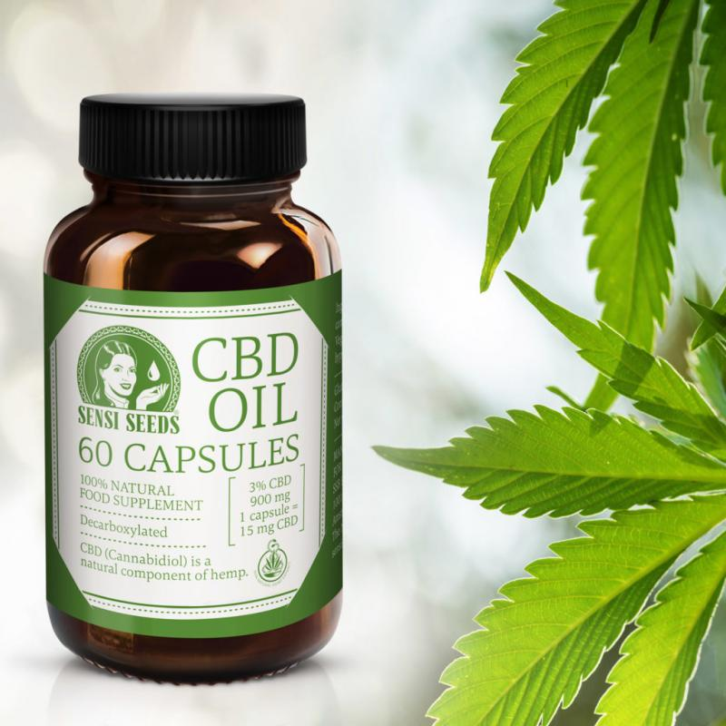 Cannabidiol Oil (CBD) Supplements Market to Witness Robust