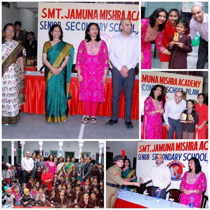 JMA Pilani Grand Prize Distribution Day