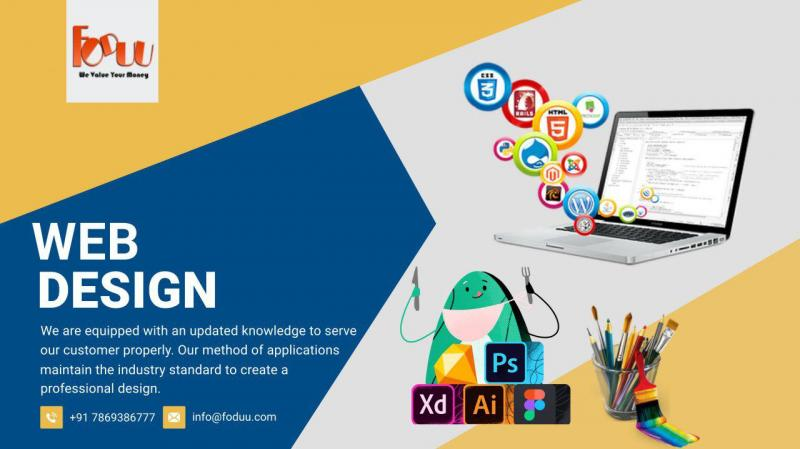 Your Search For Affordable Yet Quintessential Web Design India