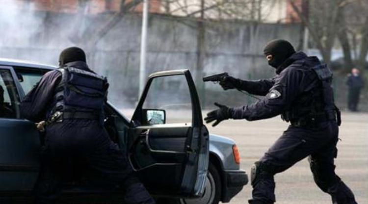 Latvia State Police Force OMEGA