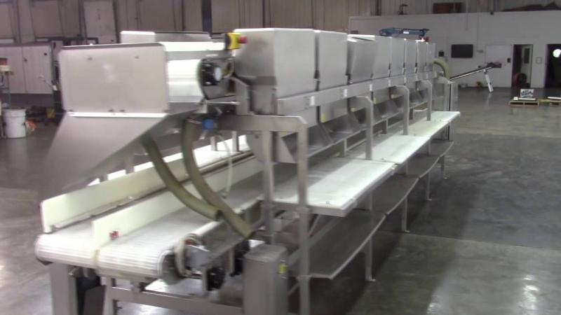 Global Seafood Processing Equipment Market
