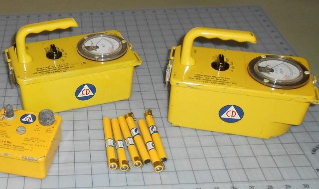 Radiation Detection and Monitoring Equipment Market: