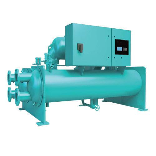 Water Cooled Chillers Market: Competitive Dynamics & Global