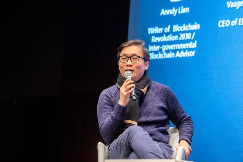 Catching Up with Anndy Lian, Inter-Governmental Blockchain