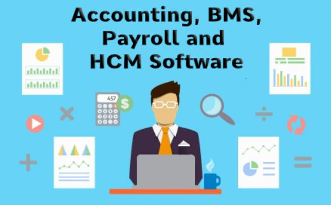 Accounting, BMS, Payroll and HCM Software