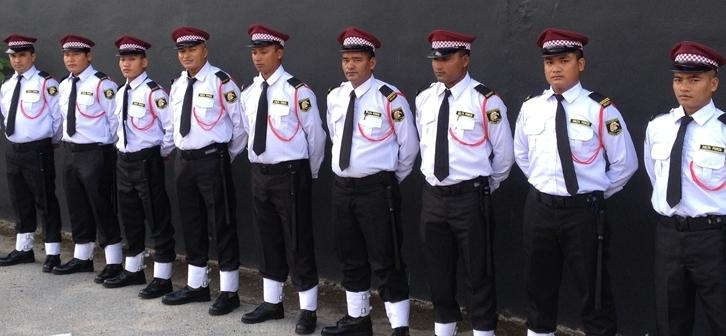 Commercial & Industrial Security Service