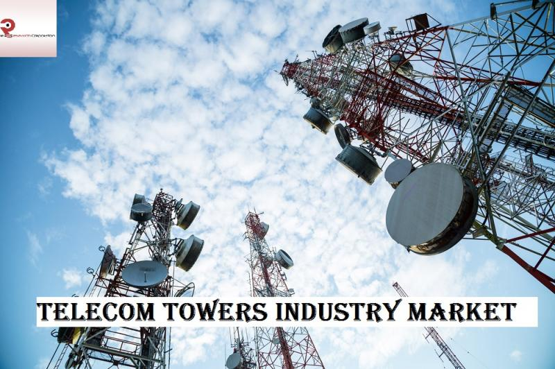 TELECOM TOWERS INDUSTRY MARKET