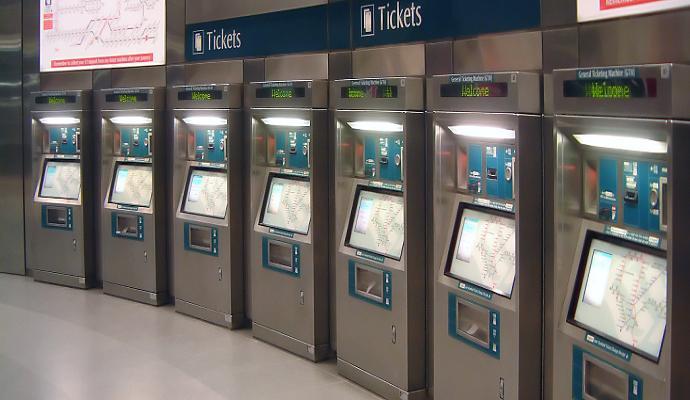 Transportation Ticket Vending Machine (TVM) Market:
