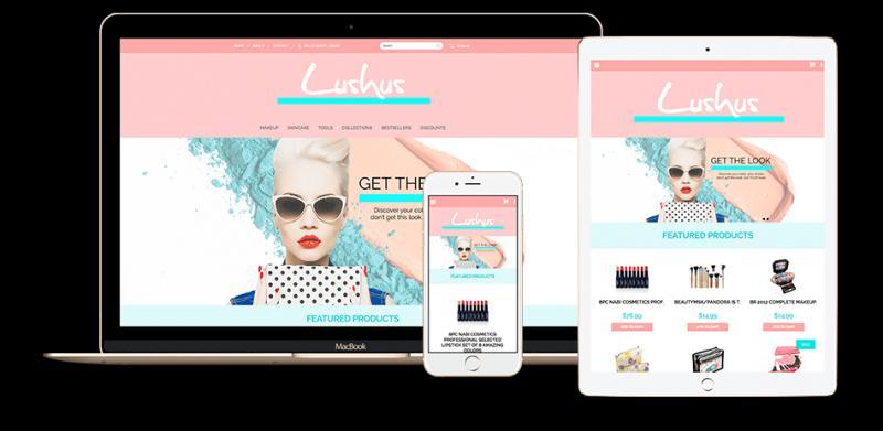 Ecommerce Website Design Market