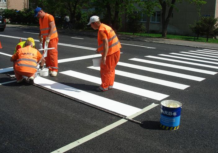 Line Marking Tool - For convenience, draw lines under sectors
