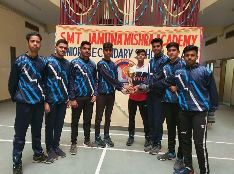 JMA Pilani Rajasthan Students Emerge with Flying Colours in Under 17 Basketball Championship at District State and National Level