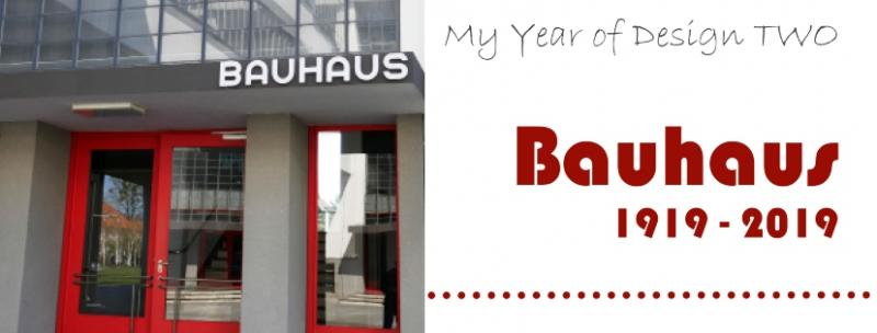 Bauhaus Special: New Online Design Course