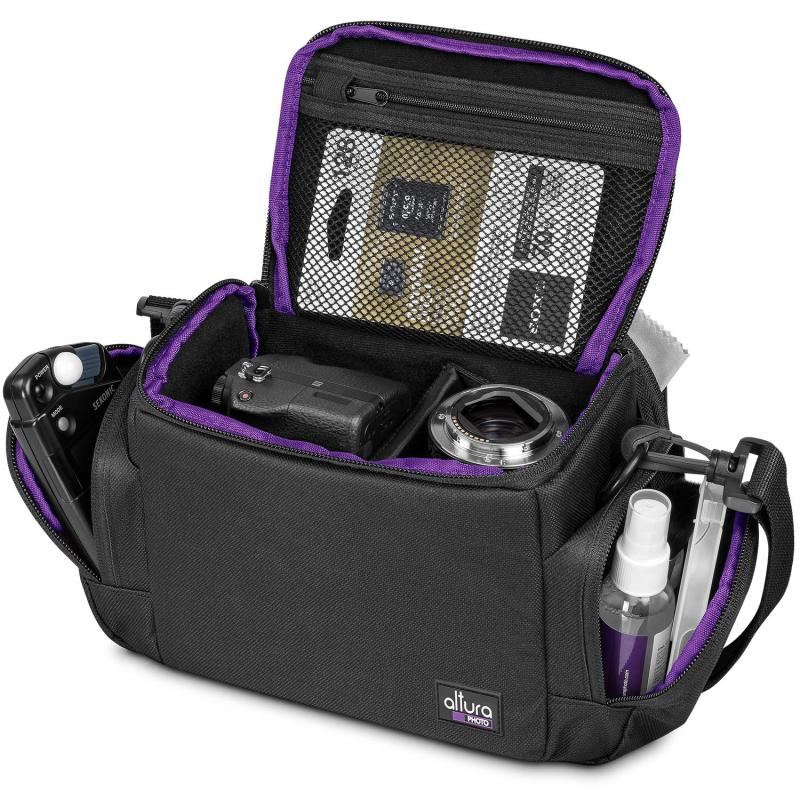 Camera Bags Market Overcomes Slow Start to Tick Mostly Higher