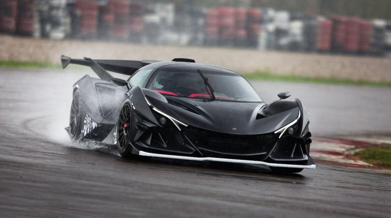 Hyper Cars market trends to 2024