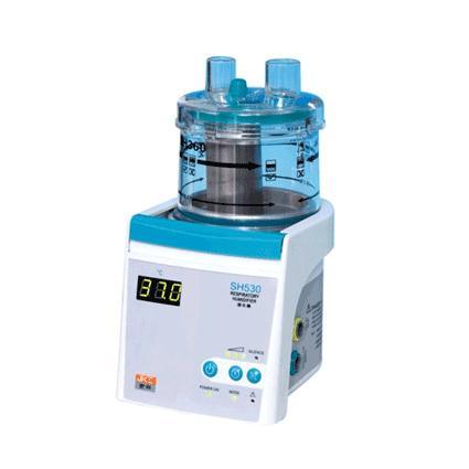 Respiratory Humidifying Equipment Market: Competitive