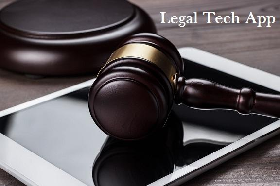Legal Tech App Market