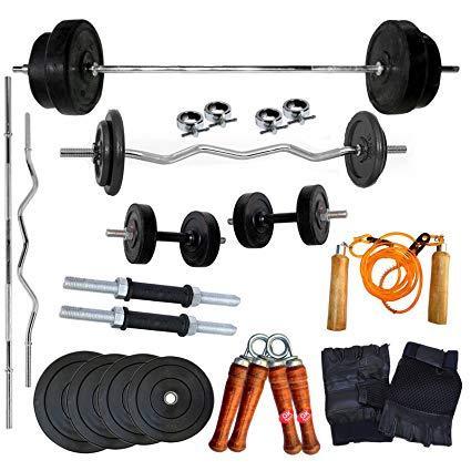 Marché des équipements de fitness