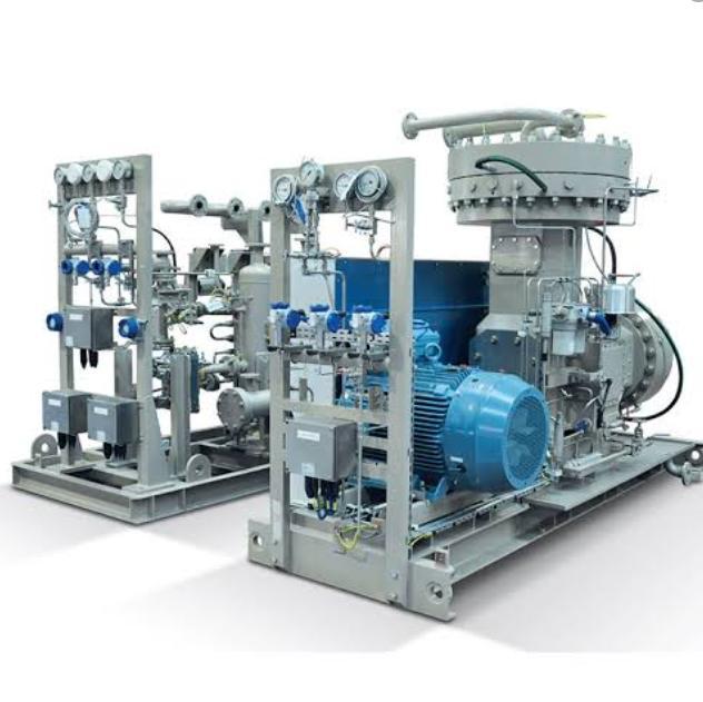 Global Hydrogen Compressor Market: