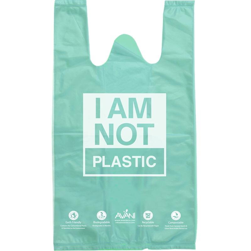 Focus sur les sacs et sacs en plastique biodégradables changeant le marché