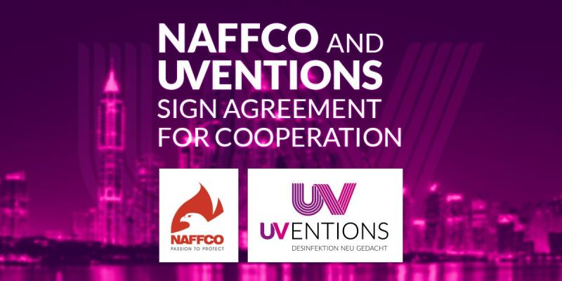 UVENTIONS et NAFFCO signent un accord
