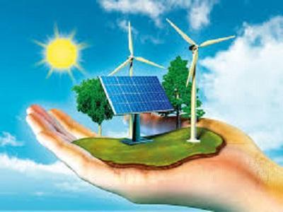 Marché des technologies vertes