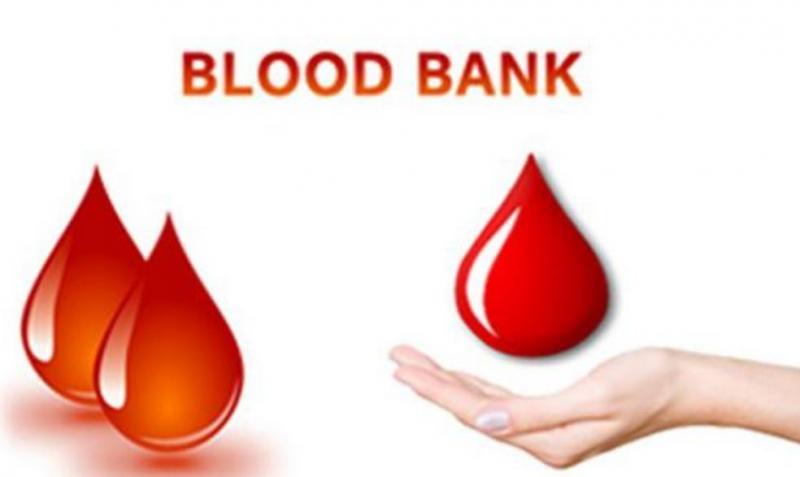 Marché de la banque du sang