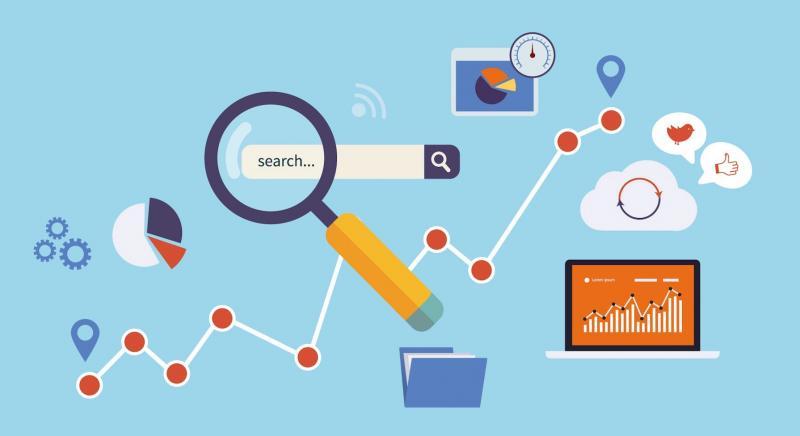 Marché de la recherche et de l'analyse de contenu