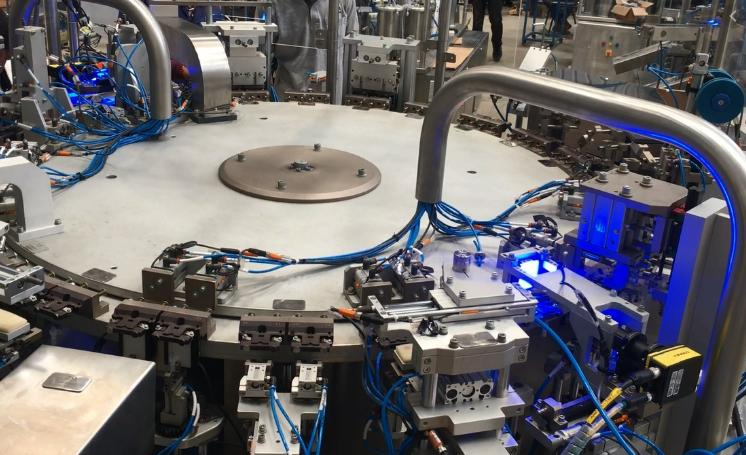 Marché mondial de l'automatisation d'assemblage:
