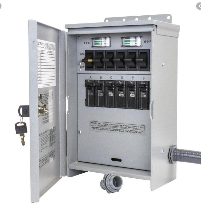 Global Transfer Switches Market: