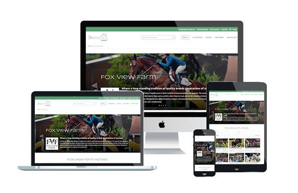 3Beats, le marché en ligne pour les cavaliers, lance