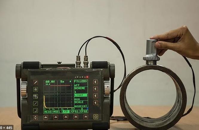 Détecteur mondial de rayons X pour le marché non destructif: