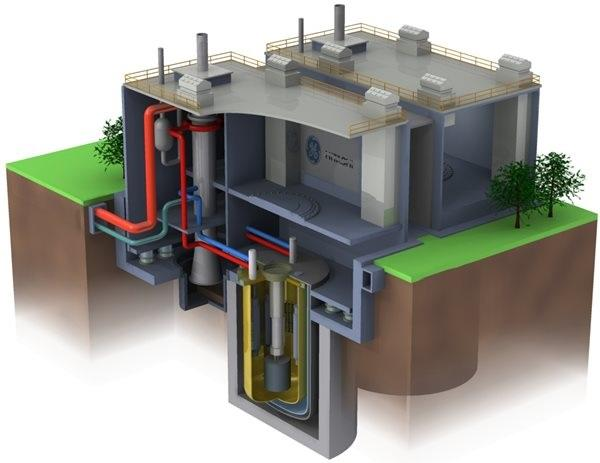 Small Nuclear Power Reactors