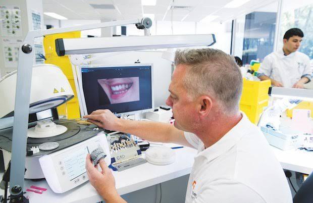 Global Dental Lab Market