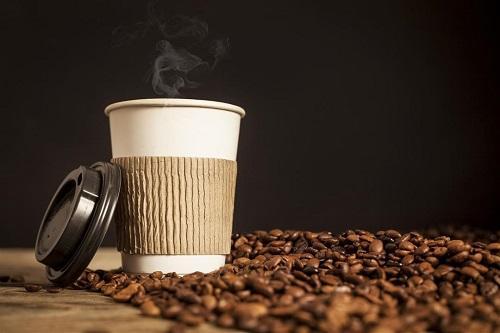 Marché de la tasse de café