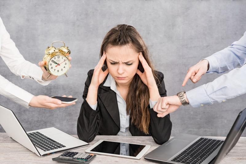 Marché de la gestion du stress au travail