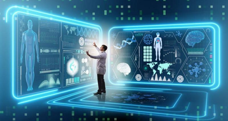 Marché de la santé numérique