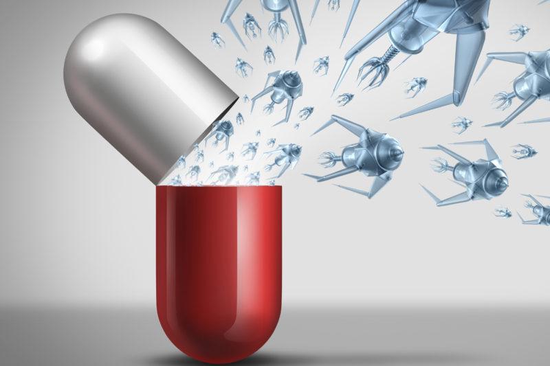 Marché des nanomédicaments injectables