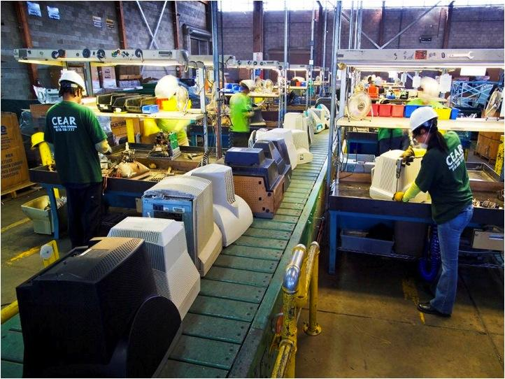 E-Waste Recycling And Reuse Services Market