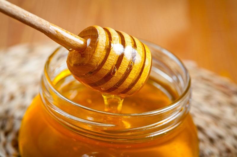 Marché du miel