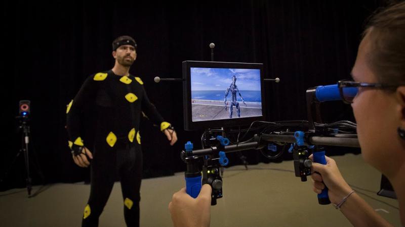 Caméra virtuelle