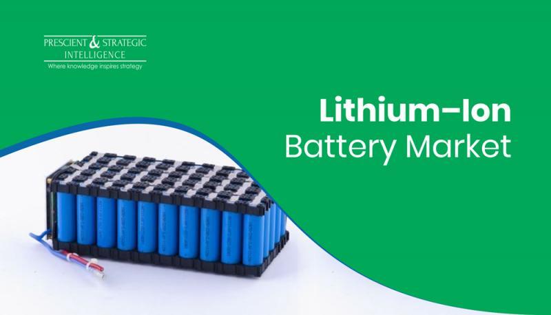 Le marché des batteries lithium-ion connaîtra un TCAC de 21,8% pendant