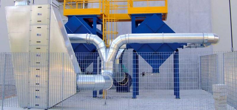Global Thermal Treatment Air Filtration Market 2020 - Fives,