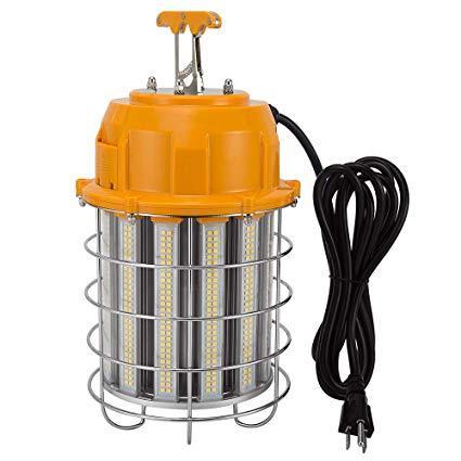 Taille temporaire du marché de l'éclairage LED de construction, Partager,